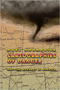 Cartographies Of Danger Mapping Hazards In America Mark - Map of the us hazards comic