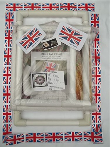 R/&R Small Lap Frame Sizes 11 x 11 /& 8 x 11 Made In Great Britain!