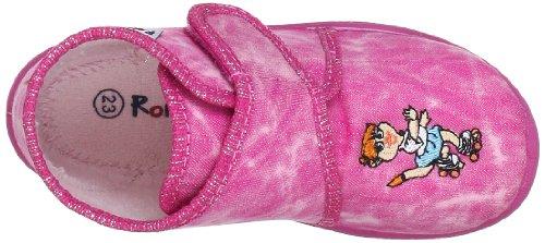 Romika Petzi 02 04202 - Zapatillas para niños Rosa (Pink (pink 423))