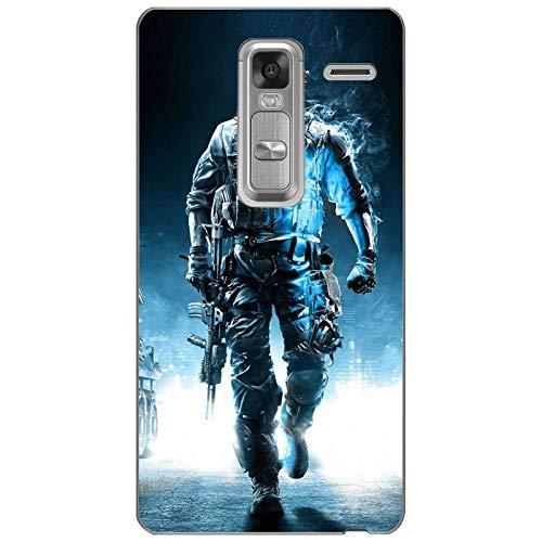 Silicone Case Battlefield 3 Soldier LG Zero Class