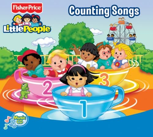 (Little People Counting Songs)