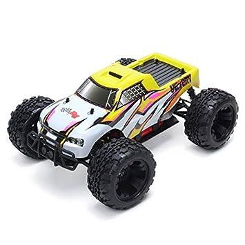 Frontier Carreras de fs 53631 1:10 2.4GH 4wd camión sin escobillas: Amazon.es: Juguetes y juegos