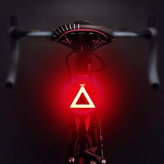 Feeyond Flash De Luz Led para Bicicleta, Modo De Iluminación ...