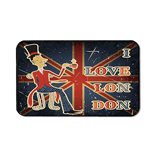 mouse with the british flag on it - 8