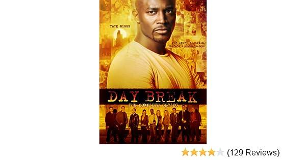 Amazon com: Day Break - The Complete Series: Taye Diggs