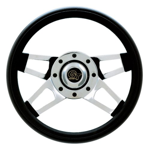 Grant Products 440 Challenger Chrome Wheel