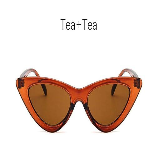 Yangjing-hl Sombra de Ojos de Gato para Gafas de Sol de Moda ...