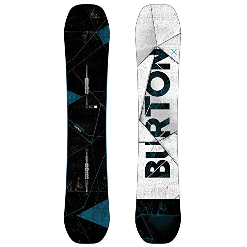 Burton Custom X Snowboard 2018 - Men's 154 ()