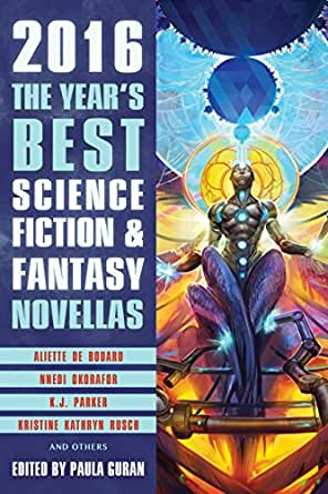 Amazon.com: The Year's Best Science Fiction & Fantasy