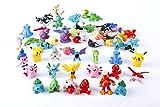 Image of Oliasports 24 Pokemon Action Figures