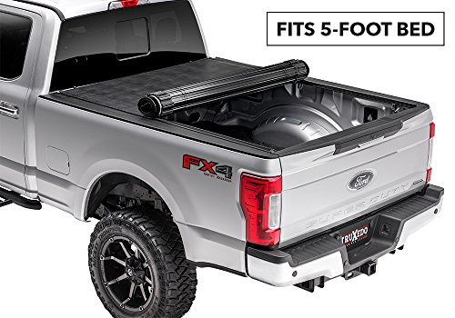 Truxedo Sentry Hard Rolling Truck Bed Cover | 1530601 | fits 17-18 Honda Ridgeline 4'8