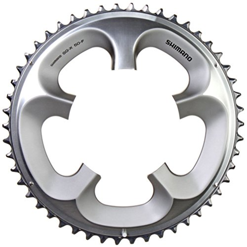 - Shimano FC-6750 50t Chainring - 50T/F-TYPE CHAINRING