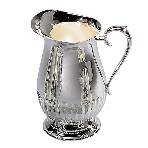 Silver Queen Ann - SILVER PLATED QUEEN ANN WATER PITCHER by Elegance Silver