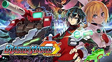 Blaster Master Zero - Nintendo Switch [Digital Code]