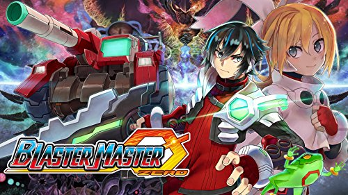 Blaster Master Zero - Nintendo Switch