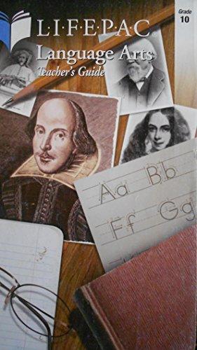 Teachers Guide Lifepac Gold Language Arts
