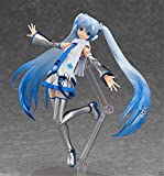 Ggtop MIKU Anime Vocaloid Snow Cute Figma Ex-016 Action Figure New in Box