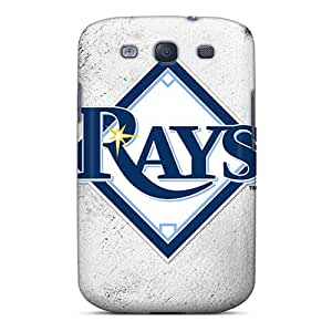 Premium Tpu Tampa Bay Rays Cover Skin For Galaxy S3