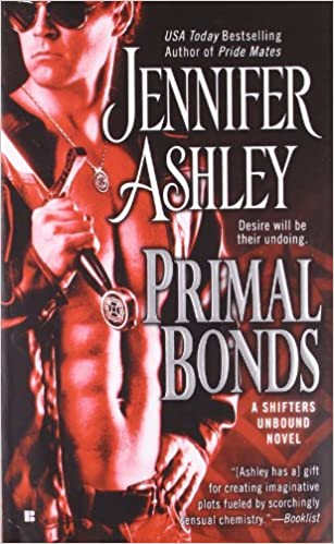 Primal Bonds (Shifters Unbound, Book 2)
