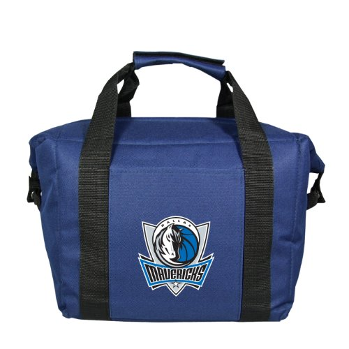 NBA Dallas Mavericks Soft Sided 12-Pack Cooler Bag by Kolder