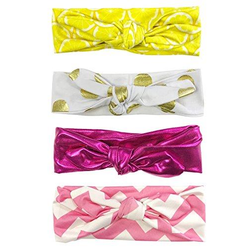 ALLYDREW Bow Headband Rabbit Headwraps