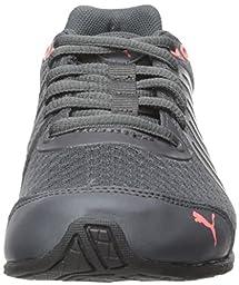 PUMA Cell Kilter JR Sneaker (Little Kid/Big Kid) , Asphalt/Atomic Blue, 5.5 M US Big Kid
