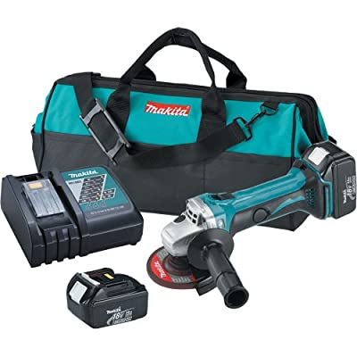 Makita XAG01 18V LXT 4-1/2-Inch Cut-Off/Angle Grinder Kit