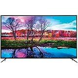 AKAI AKTV655, Smart TV LED UHD 4K, Android, Nero, 65 pollici