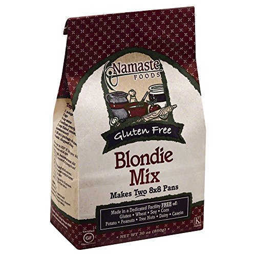Namaste Foods Blondies 30.0 OZ (Pack of 12) by Namaste Foods (Image #1)
