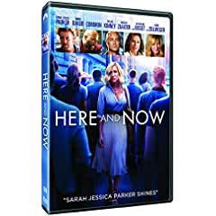 HERE AND NOW arrives on DVD January 22 from Paramount