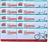 Rema Ten (10) Touring Bicycle Tube Patch Repair Kits TT02 (22) - Large TT O2