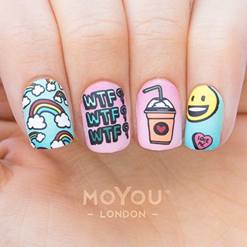 Good moyou london nail art tumblr girl plate collection 01 good moyou london nail art tumblr girl plate collection 01 prinsesfo Images