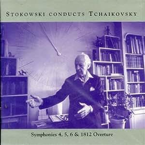 Conducts Tchaikovsky