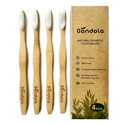 Toothbrush Friendly Biodegradable Toothbrushes Gondola