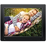 Nixplay Original 12 Inch WiFi Cloud Digital Photo Frame. iPhone & Android App, Email, Facebook, Dropbox, Instagram, Flickr, Picasa (W12A)