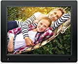 Nixplay Original 12 Inch WiFi Cloud Digital Photo Frame. iPhone & Android App - Email - Facebook - Dropbox - Instagram - Flickr - Google Photos (W12A)