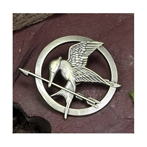 NECA The Hunger Games Prop Replica Mockingjay Pin (pack of 2) by NECA