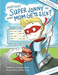 What Does Super Jonny Do When Mom Gets Sick?(U.S. version)