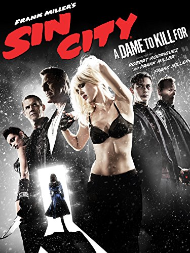 Frank Miller's Sin City: A Dame To Kill For (Sin City 1 And 2 Blu Ray)