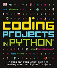 Using fun graphics and easy-to-follow instructions, this straightforward, this visual guide shows young learners how to build their own computer projects using Python, an easy yet powerful free programming language available for downlo...