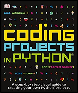 Coding Projects In Python por Dk Gratis