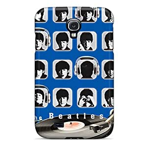 New The Beatles Dock Tpu Skin Case Compatible With Galaxy S4