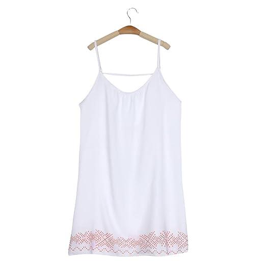9cb549bd88 ChainSee Style Women Backless Short Summer BOHO Evening Party Beach Mini  Dress Sundress New (S