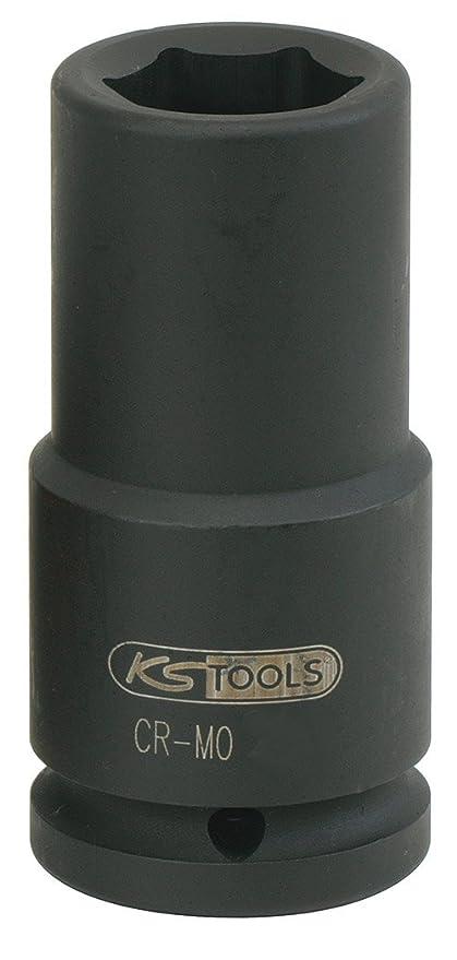 30mm KS Tools 515.1330 3//4 Sechskant-Kraft-Stecknuss kurz