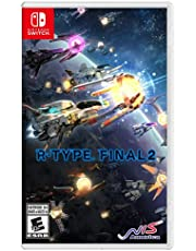 R-Type Final 2 Inaugural Flight Edition - Nintendo Switch Games and Software