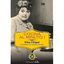 Cocina al minuto I: Con sabor a Cuba (Volume 1) (Spanish Edition
