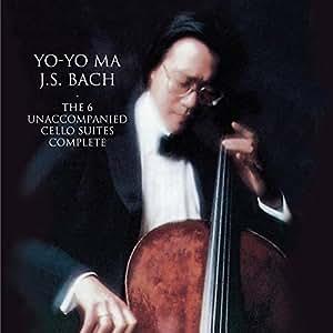 Bach: The 6 Unaccompanied Cello Suites Complete: Yo-Yo Ma
