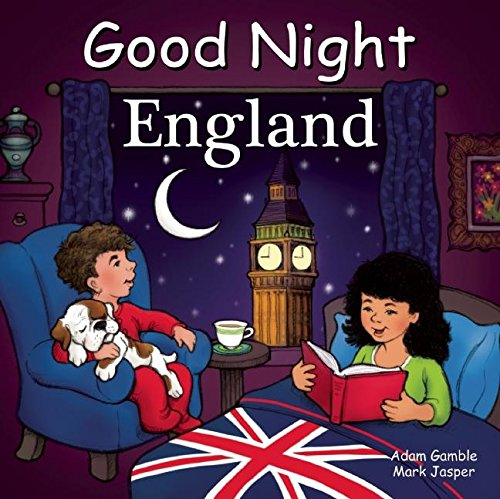 Download Good Night England (Good Night Our World) ebook