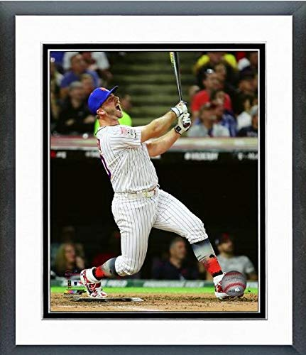 Pete Alonso New York Mets 2019 MLB Home Run Derby Action Photo (Size: 12.5