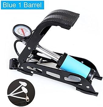 Bicicleta Coche Bomba Bomba de pie con manómetro de precisión ...